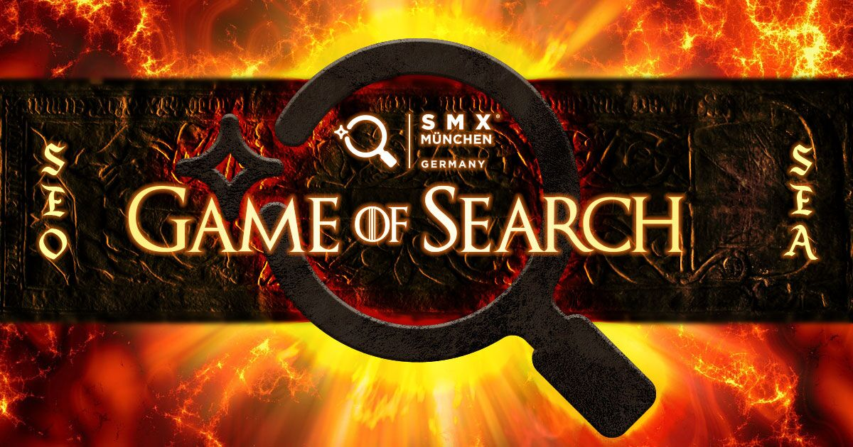 Game of Search - SMX 2019